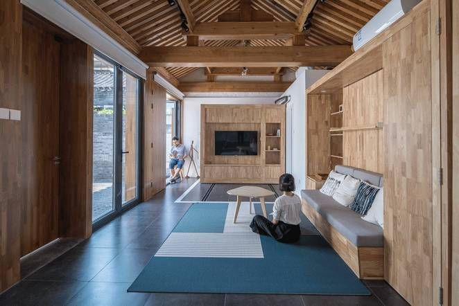 house of the future interior