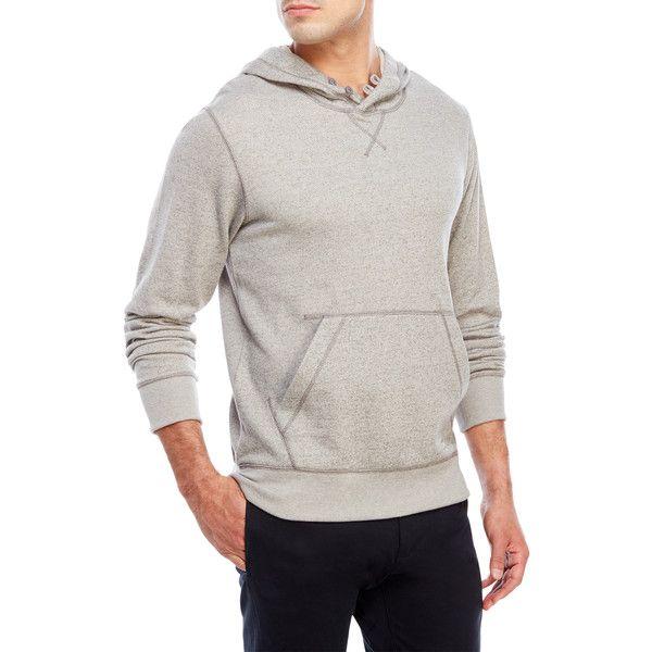 Bench Fluency Terry Knit Hoodie ($40) ❤ liked on Polyvore featuring tops, hoodies, pink, terry hoodie, pink hoodie, bench hoodie, long sleeve tops and hooded sweatshirt