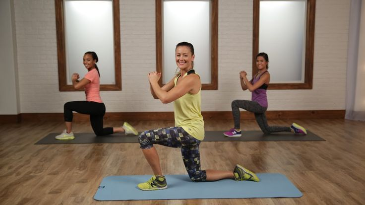 A Bodyweight Workout to Tone Your Entire Body: Here's the at-home workout you have been waiting for.