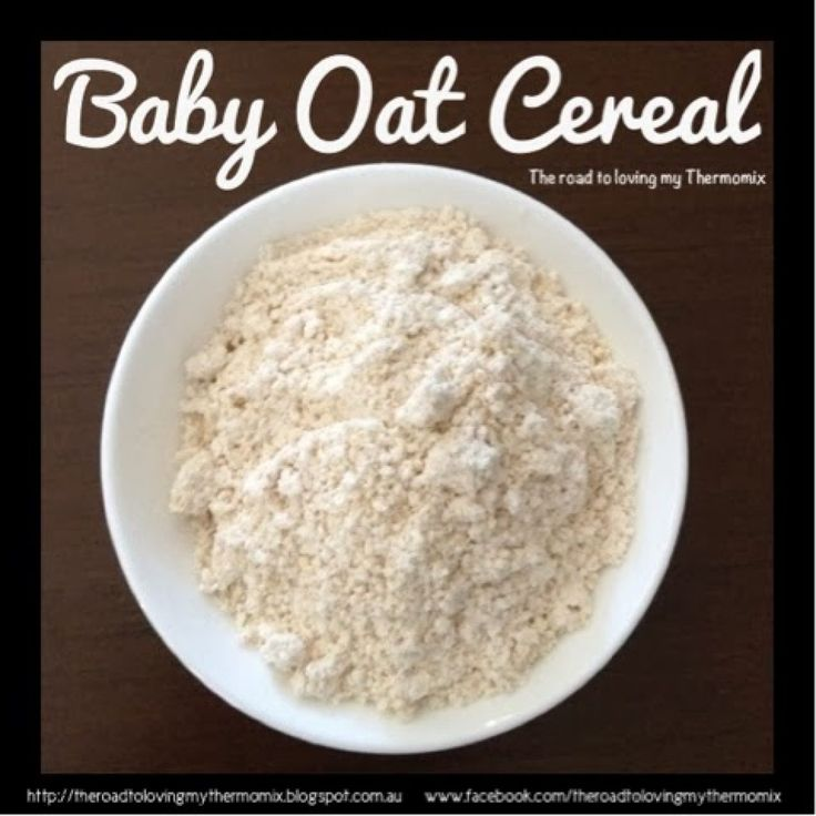 Oats are a great first food for babies for those who are going down the purée and cereal route like me.  It's as simple as blitzing 150g oats on speed 9 for 20 seconds. Scrape down. Repeat. You want this to be a fine powder consistency. You can do more