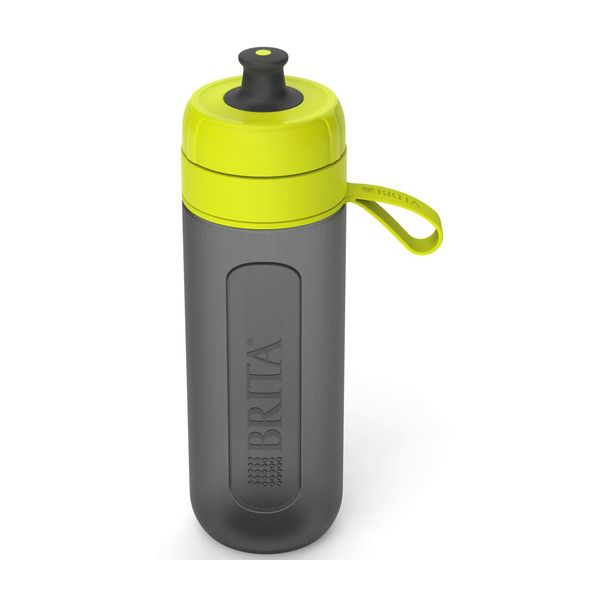BRITA Fill & Go Active Water Bottle featuring and polyvore,