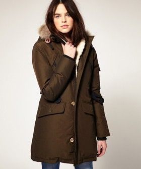 Chic Parkas That Are Actually Warm #refinery29  http://www.refinery29.com/25761