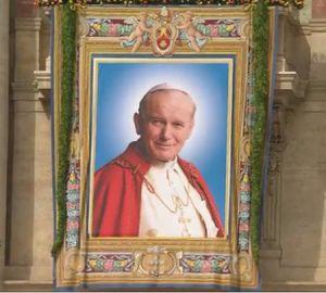 Heiliggesprochen: Johannes Paul II., John Paul II., Jan Pawel II.
