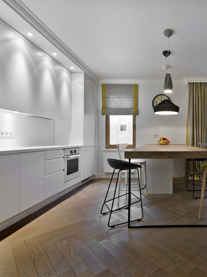 Cucina Bianca: Non Passerà Mai di Moda | Idee Interior Designer
