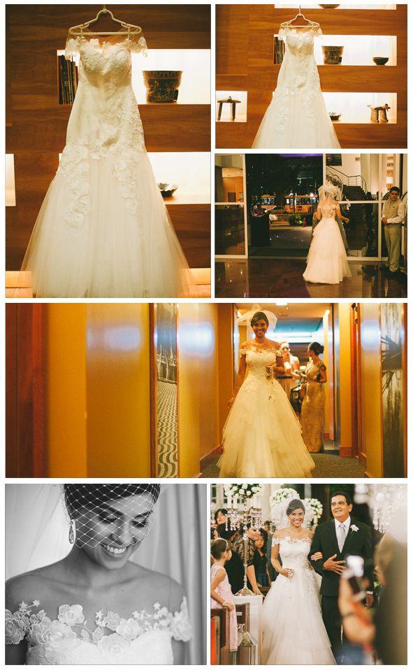 Casamento Beatriz - noiva Solaine Piccoli