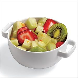 Fresh Fruit Salad | MyRecipes.com #fruit #myplate