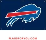 Bills Fan Banner 2ft x 3ft