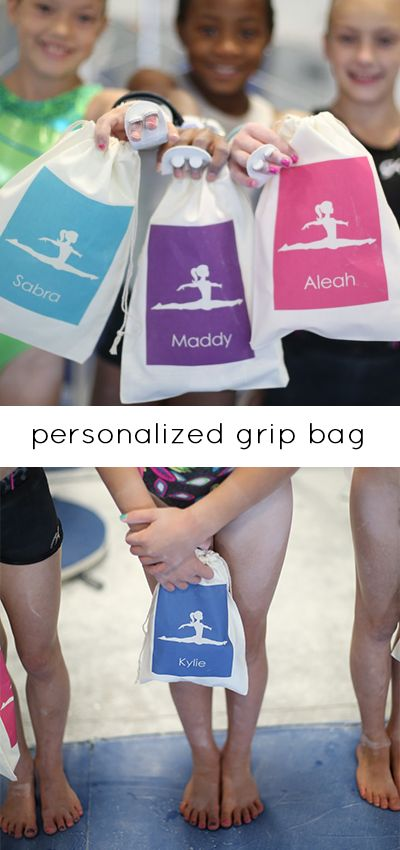 Personalized Gymnastics Grip Bag | Gym Gab