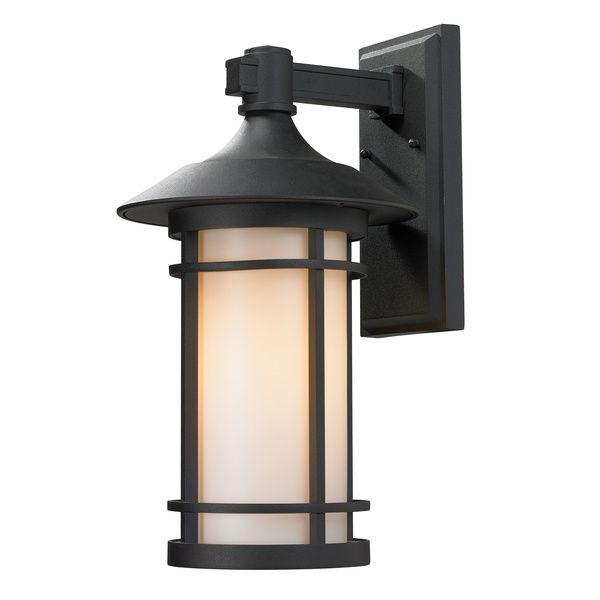 zlite outdoor wall light