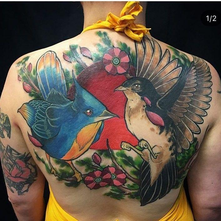 Olio Wildlife Tattoo By Danmasontattoo From Omkara Tattoo 20170817 Wildlife Tattoo Tattoos Tattoo Images