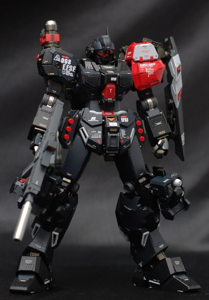 Custom Build: MG 1/100 Jesta Another Cannon - Gundam Kits Collection News and Reviews