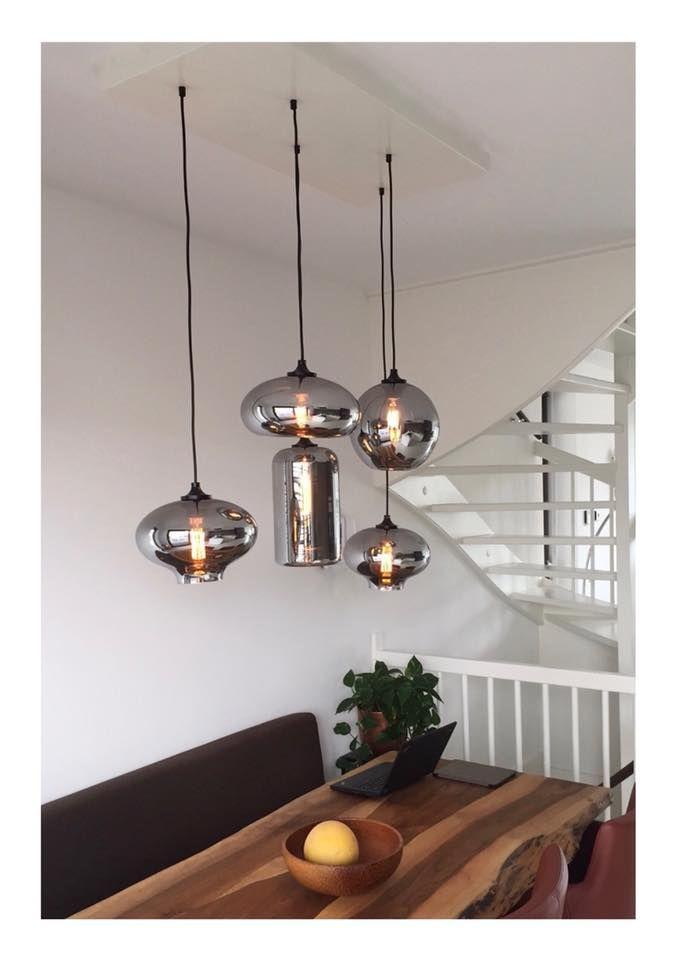 By Eve Bulblights Eetkamer Lamp Design Eetkamer Idee Thuisdecoratie
