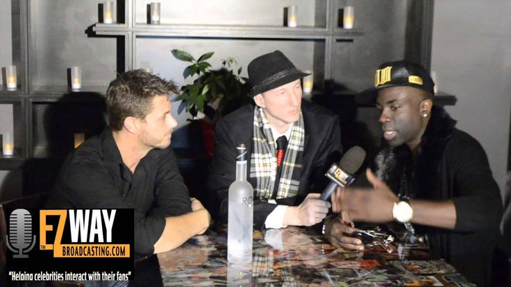 Sam Sarpong/Adam Cook Life Of A Entertainer Exclusive Interview #EZWAY @ezwaybroadcast @ericzuley | Soul Central Magazine