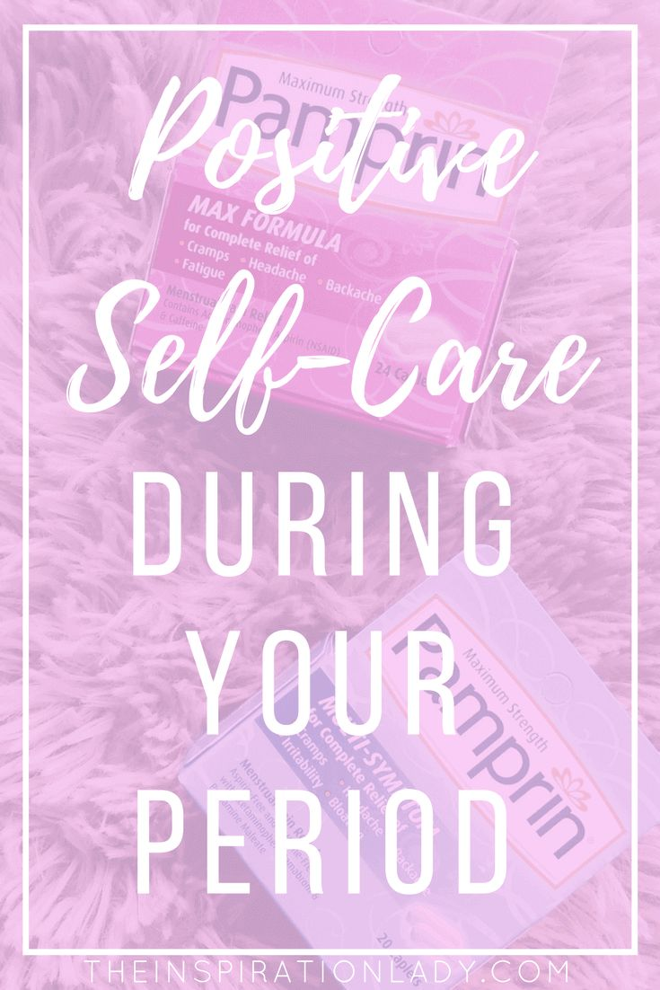 """Self-care and positive thinking are super important in life, especially during our periods. Here are some tips for practicing self-care and staying positive during """"that time of the month"""" featuring Pamprin! // http://primp.in//JIC5Fd3Oox // #ad #BePositivePamprin #PowerPrimper"""