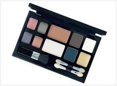 Cool Colour Makeup palette