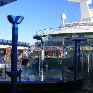Carnival Spirit Pool Area #CruiseWeddings #WeddingsAtSea #RomanceAtSea #Cruiseologist01 #Cruiseologists #Cruiseology #CruiseWeddingPlanners #P&O #PacificDawn #LoveCruising #SeaStarOfficial #SeaStars info@cruiseweddingplanners.net  www.instagram.com/cruiseweddingplanners ph: 61 477 211 314 (outside Australia) ph 0477 211 314 (within Australia)