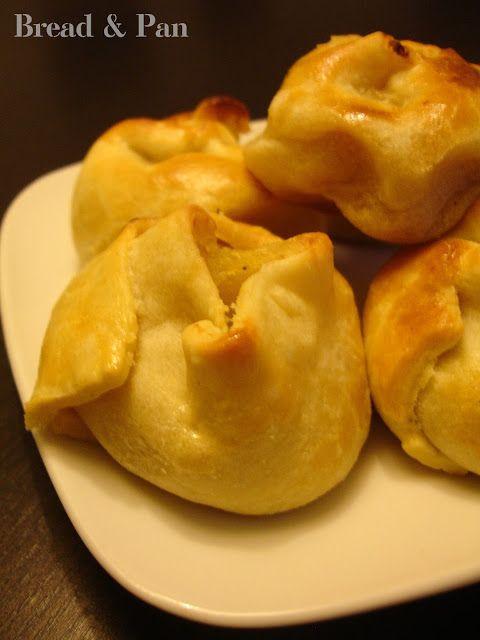 Bread & Pan: KNISHES DE PAPA Y CEBOLLA