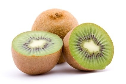 Store whole, loose kiwi fruit in the refrigerator away from other fruits and vegetables. If the kiwi are firm, they will remain fresh for up to four to six months. 2  Keep kiwi fruit at room temperature in a paper bag with an apple or banana for one to two days if you want to ripen the fruit faster. The fruit will be ripe when it yields slightly to gentle pressure. 3 Remove the ripened fruit and refrigerate it for up to three weeks.