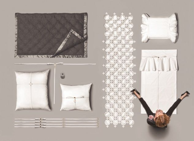 Limited edition design: Forever bed by Nika Zupanc | Design Limited Edition