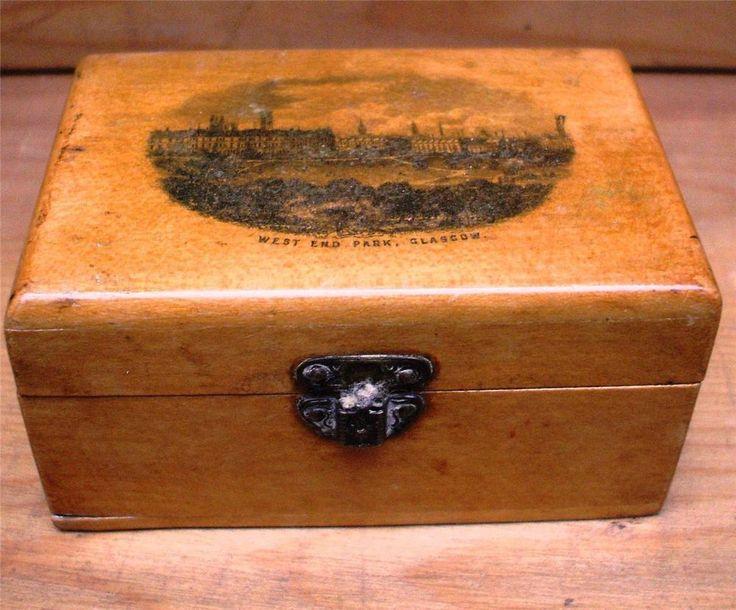 Antique Plaid Wood Painting Tools