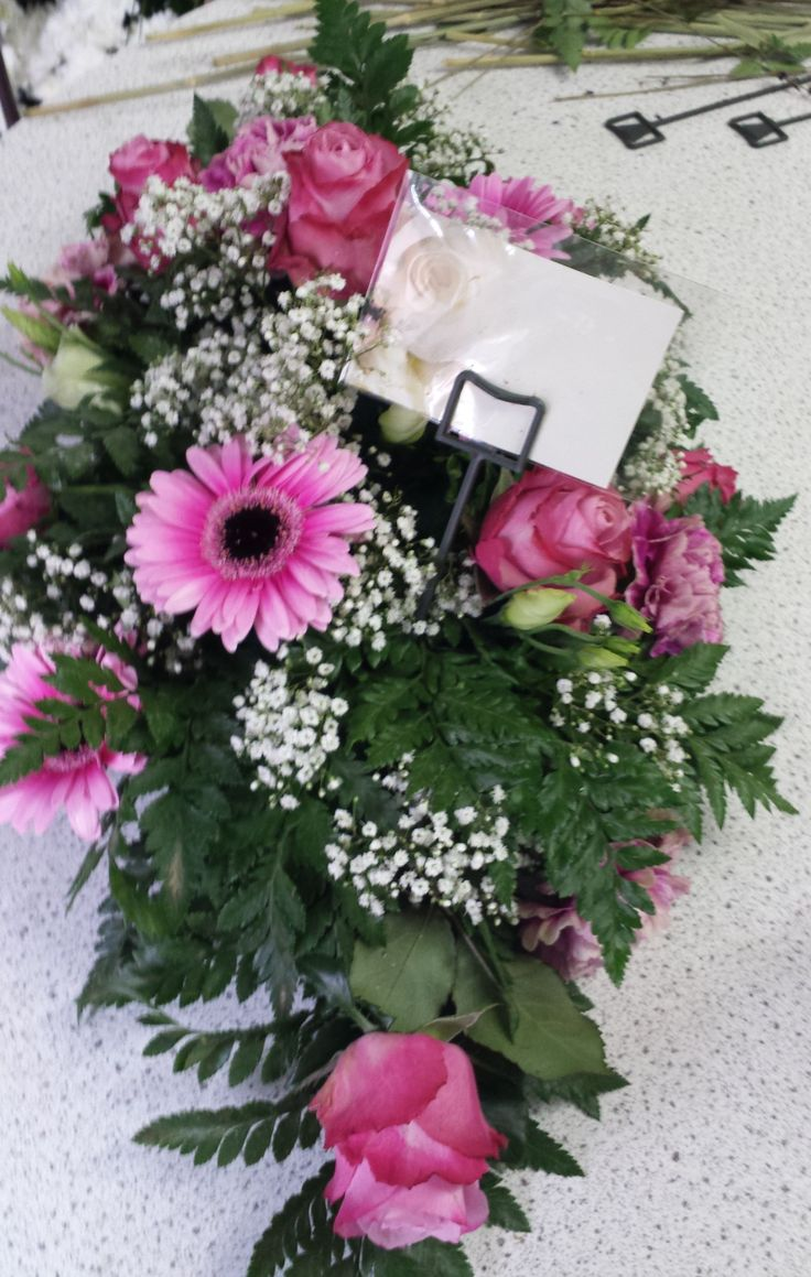 7 Best Flowers Images On Pinterest Funeral Flowers Floral