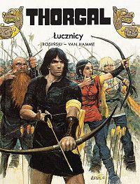 Komiksy z serii o Thorgalu są przeznaczone dla młodzieży i starszych dzieci (NIEKTÓRE POSTACI W TYCH KOMIKSACH SĄ SKĄPO UBRANE!).