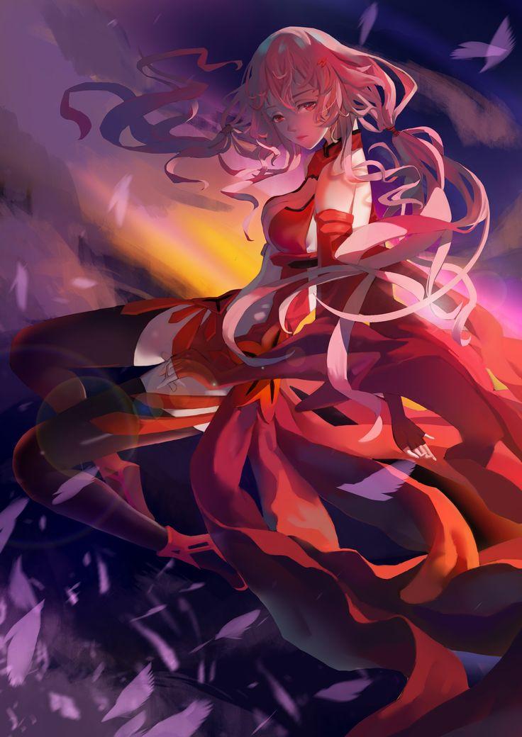 """Yuzuriha Inori"" | ""Guilty Crown"""