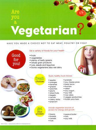 vegetarian teen diet