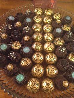 doces confeitados