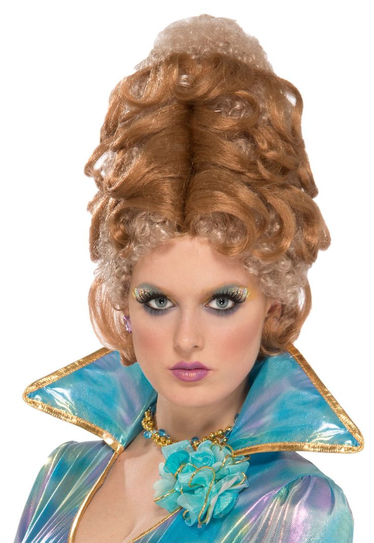 $24.97--Courtesan Adult Costume Wig | Costume Craze
