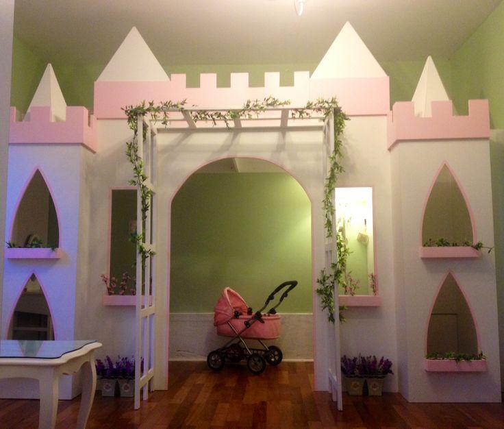 Las 25 mejores ideas sobre camas de princesa en pinterest - Dormitorios de princesas ...
