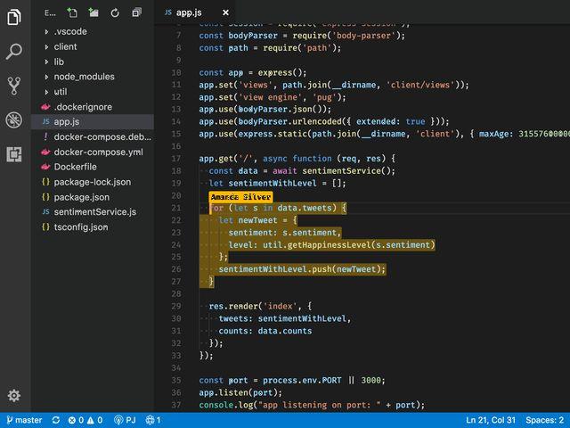 マイクロソフトは、開発者がリアルタイムでコーディング作業を共有できる新サービス「Visual Studio Live Share」に関する情報を公表した。
