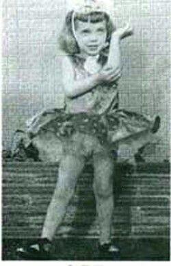 Patsy Ramsey Age 4