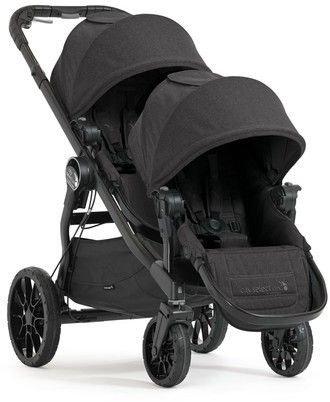 Baby Jogger Infant City Select Lux Stroller With Second Seat