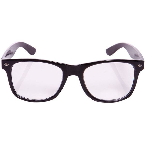 Boohoo Kaitlyn Geek Chic Glasses (11 CAD) ❤ liked on Polyvore featuring accessories, eyewear, glasses, sunglasses, other, jewelry and plastic glasses