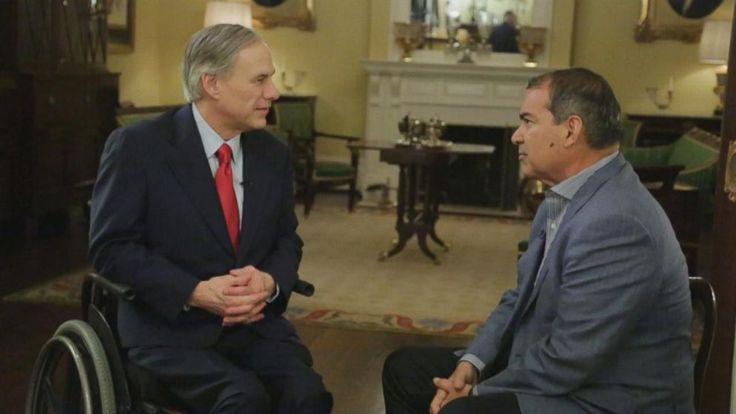 """Texas Gov. Gregg Abbott told ABC News the Constitution trumps """"compassion"""" for undocumented immigrants in an exclusive interview with ABC News' Jim Avila."""