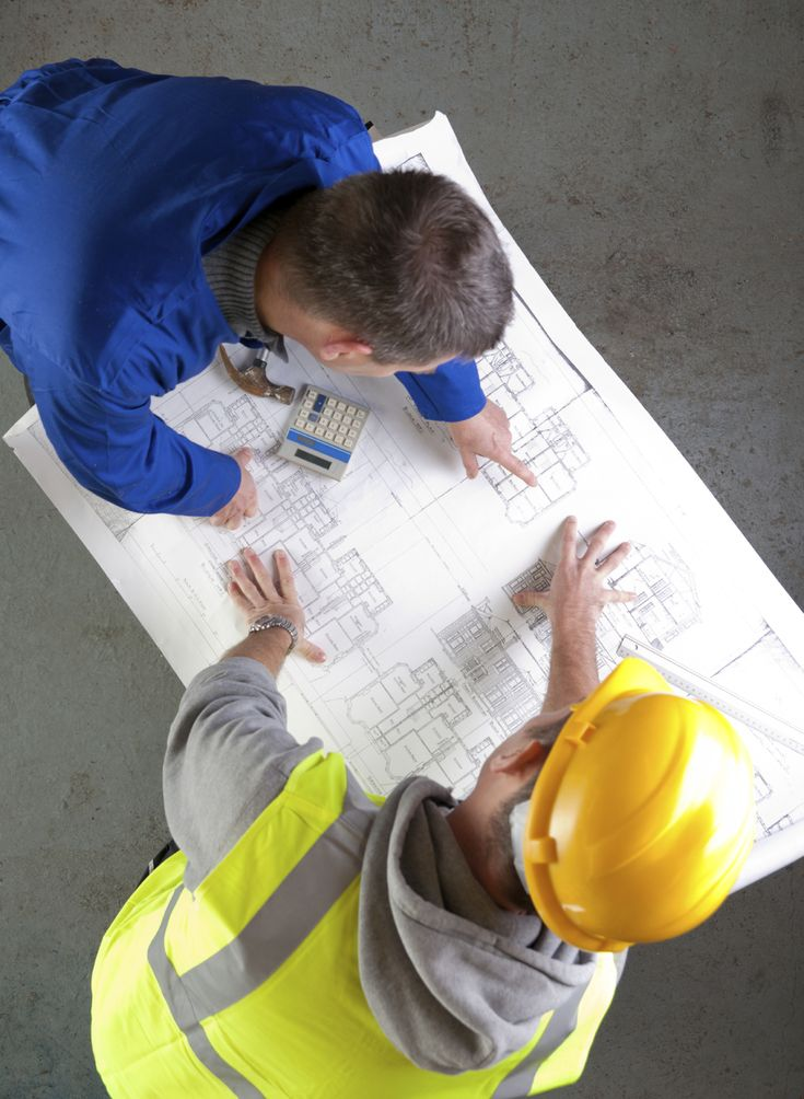 Home Builders discuss new home blueprint