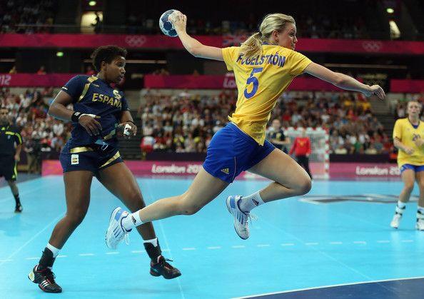Hanna Fogelström, swedish handball player