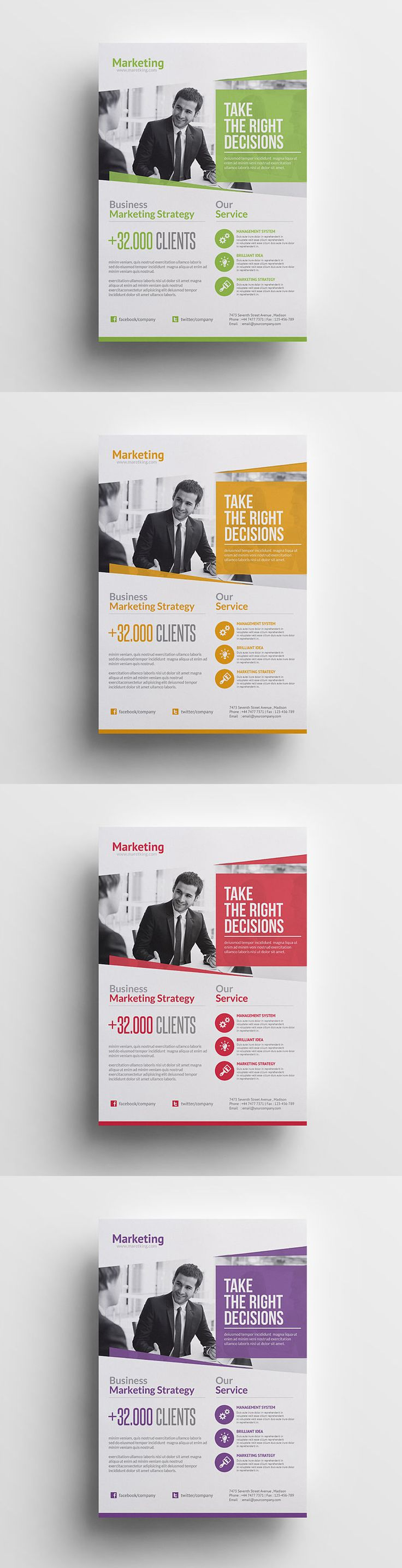Best 25+ Marketing flyers ideas on Pinterest