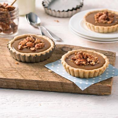 Tartelettes à l'érable version allégée - Recettes - Cuisine et nutrition - Pratico Pratique