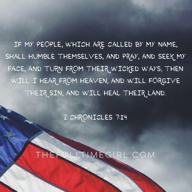 2 Chronicles 7:14 KJV thefulltimegirl