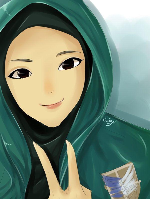 Cute I Love Islam Cartoon | Volvoab