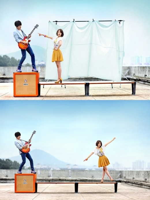 """Heartstrings"" with Park Shin Hye & Jung Yonghwa"
