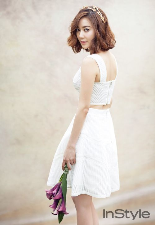 2015.08, InStyle, Lee So Yeon