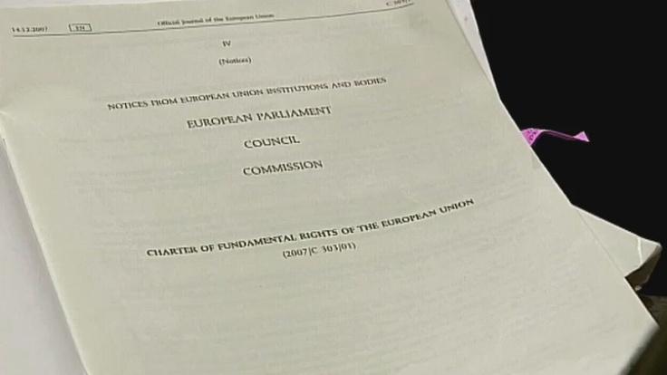 Carta de los Derechos Humanos Fundamentales