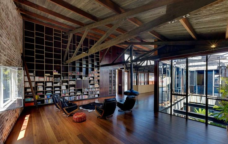 The bona fide warehouse architect:  A dab hand at warehouse conversions - Virginia Kerridge #warehouse #architecture #architect #warehousewars #warehouseconversion #industrial