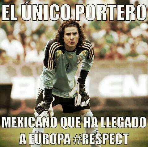 Memo Ochoa