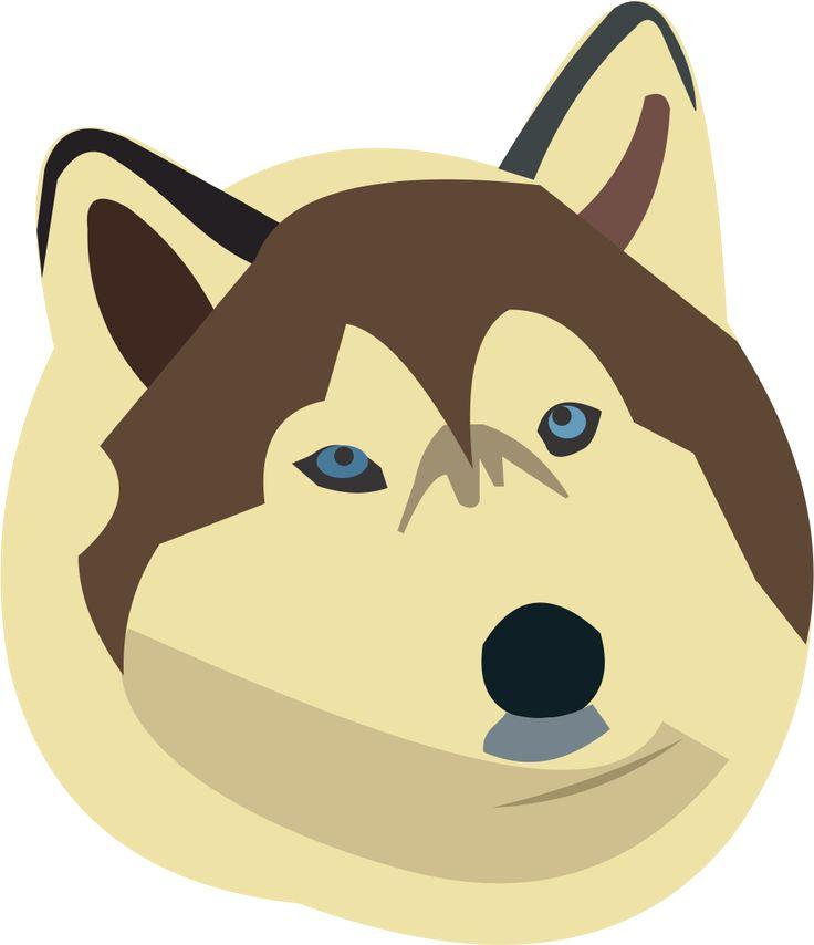 Cão da Neve - Criação Kakau