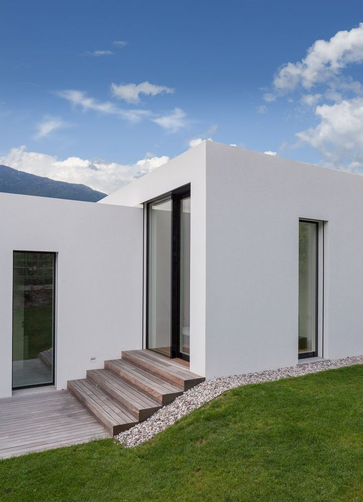 Galeria De Casa T Monovolume Architecture Design 10 Casa T