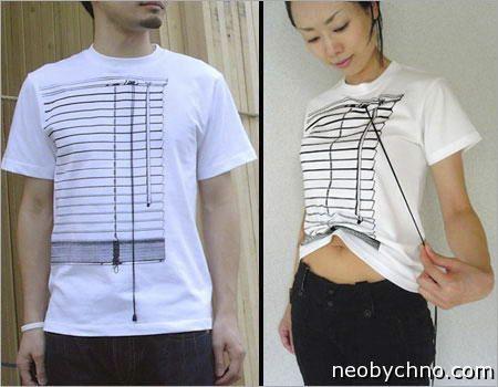 Очень интересная футболка
